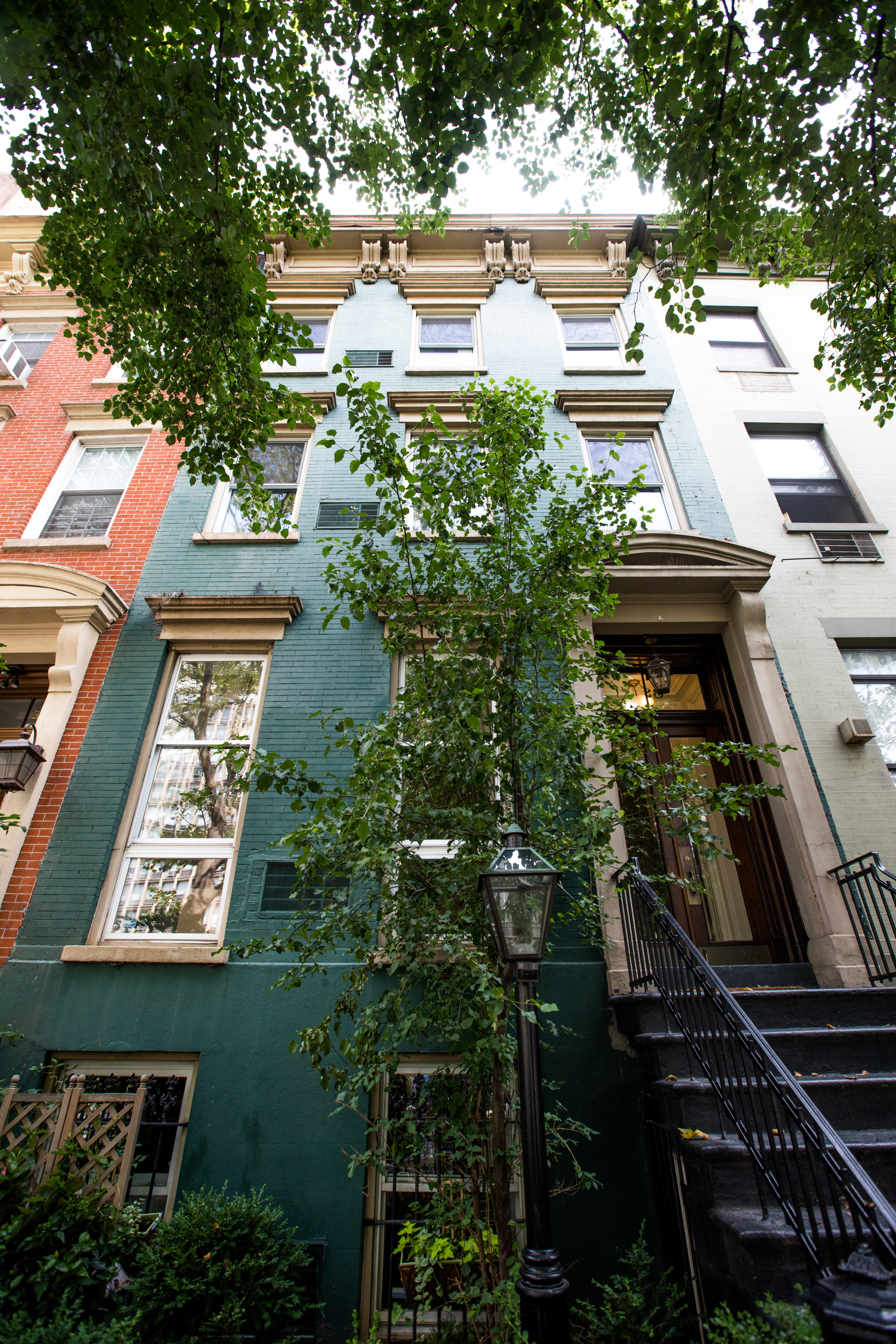 Drayden's Home, 328 East 30th St., New York City, The Initiation